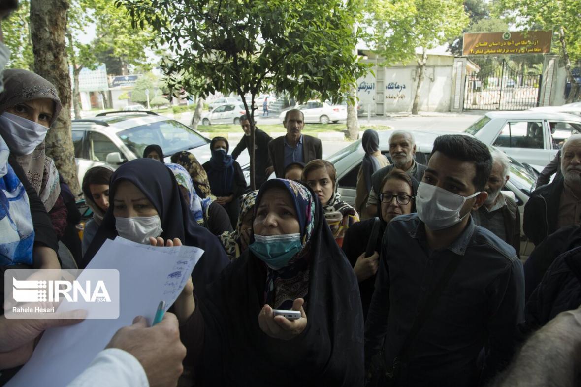 خبرنگاران گلستانی ها کرونا را جدی بگیرند