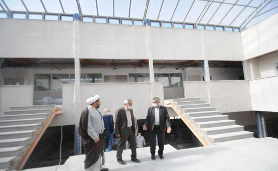 خوابگاه جدید دانشگاه ارومیه تابستان سال جاری افتتاح می گردد