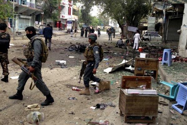 کابل: 175 غیرنظامی در حملات طالبان کشته و زخمی شده اند
