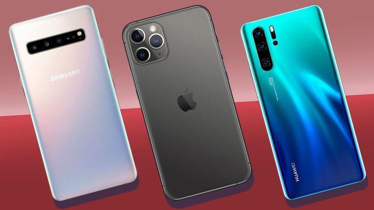 (جدول) قیمت انواع گوشی موبایل سامسونگ، اپل و هوآوی در بازار امروز 4 شهریور 99