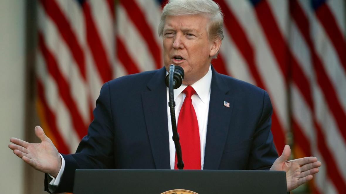 ترامپ: منتظر انتخاب اولین زن رئیس جمهور آمریکا هستم البته نه کامالا هریس!