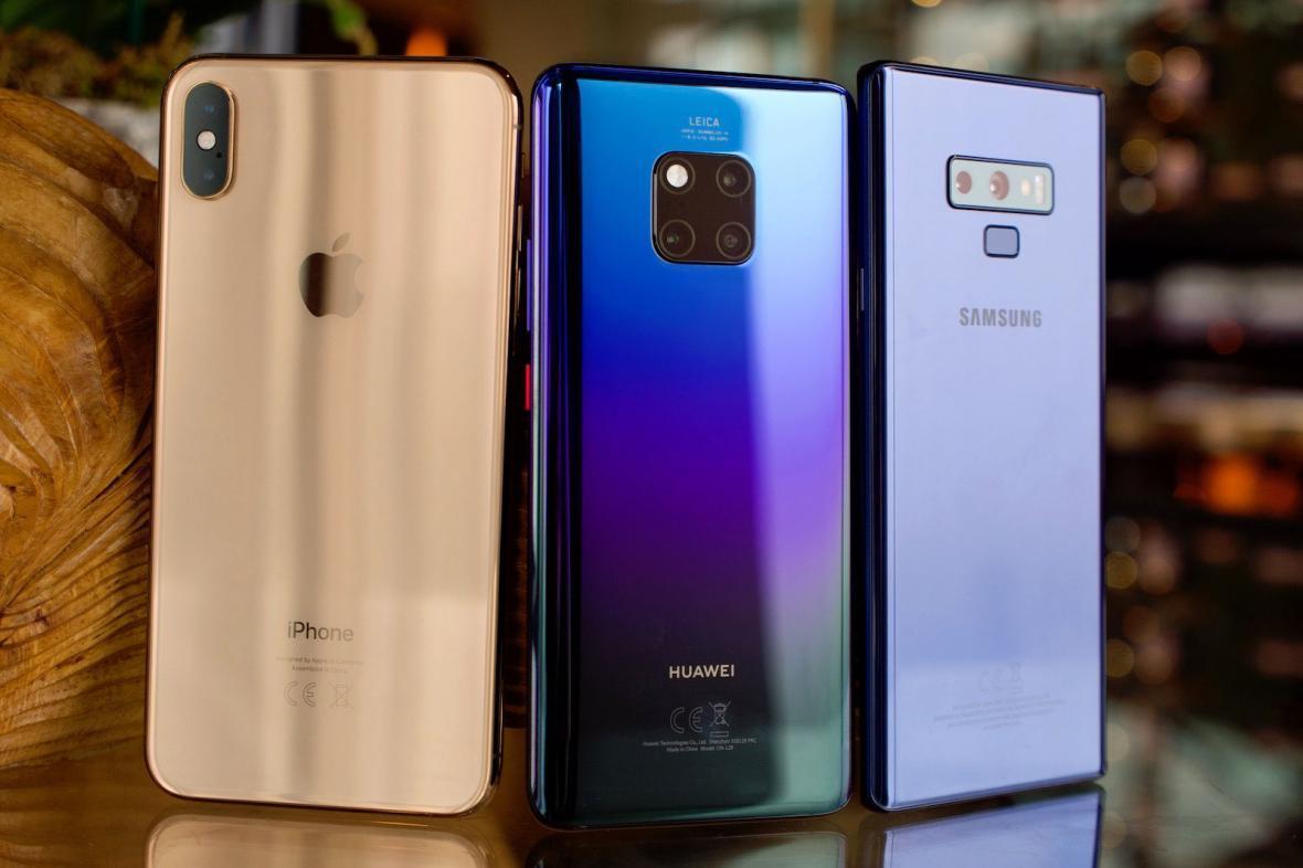 قیمت انواع گوشی موبایل، امروز 17 آبان 99