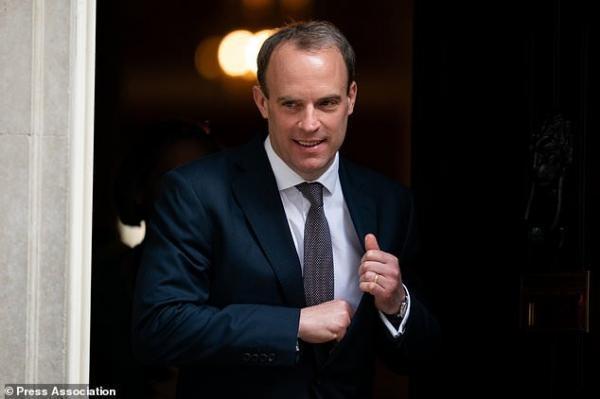 وزیر خارجه انگلیس: اقلیت خشونت طلب نمی تواند دموکراسی آمریکا را به چالش بکشد