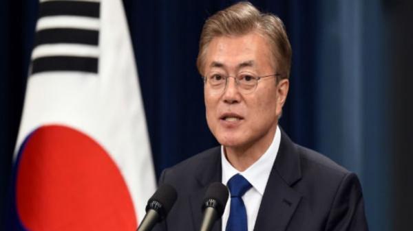 رئیس جمهور کره جنوبی از سخنان بایدن استقبال کرد