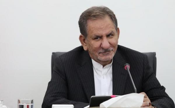 جهانگیری: کره و ژاپن منابع مسدود شده ایران را آزاد می کنند