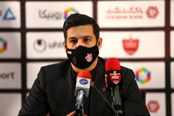 خبرنگاران شکوری: نگرانی طرفداران پرسپولیس خط قرمز مدیریت باشگاه است