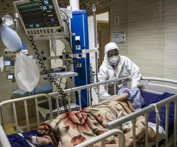 همه تخت های ICU در کشور اشغال شد