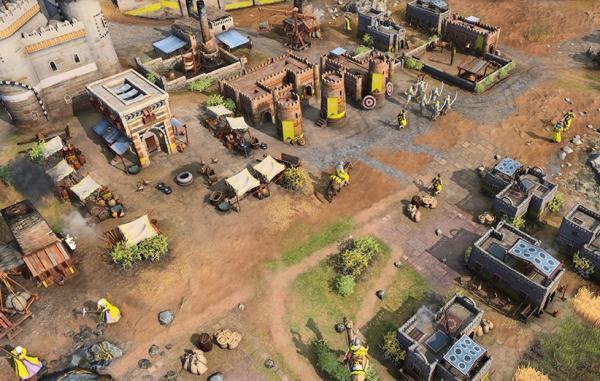 تاریخ انتشار Age of Empires IV در جریان کنفرانس مایکروسافت اعلام شد