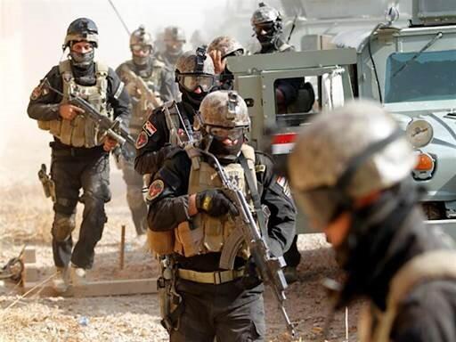 هماهنگی ارتش عراق با نیروهای سوریه دموکراتیک برای تعقیب داعشی ها