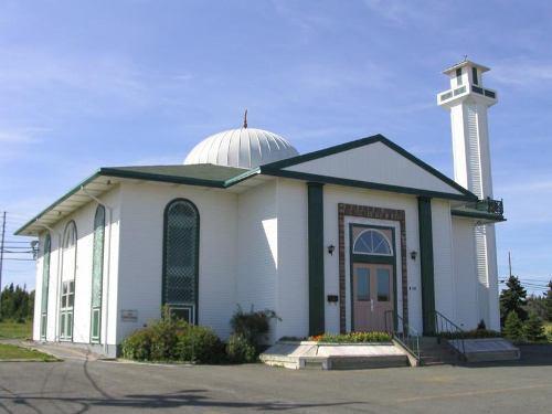 بزرگترین و زیباترین مسجد کانادا